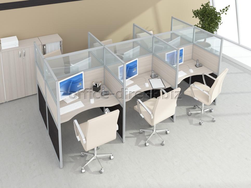 Мебель длЯ персонала / колл-центры / icall.